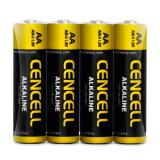 高容量AAの乾燥したアルカリ電池