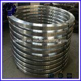 大きい配線管のステンレス鋼の継ぎ目が無い転送されたリングは鋼鉄リングを造った