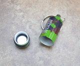 Tarnung-Förderung-Geschenk-Pille-Kasten-Metallaluminium