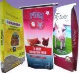 Color Printingの家禽Feed Packing Sacks/BOPP Feeds Bags
