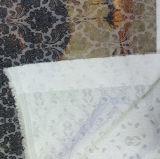 方法衣服、クッションのための印刷された伸縮自在のジャカードファブリック