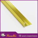 Garniture en aluminium de tuile d'extrusion des meilleures ventes de Hsl-205 Haoshi