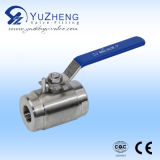 1 stuk High Pressure 2000-6000lb Ball Valve