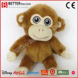 En71 아기 아이를 위한 새로운 채워진 견면 벨벳 Aniaml 귀여운 원숭이 장난감
