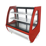 Шкаф печенья главного качества Refrigerated индикацией более Chiller с Embrabo Compresssor