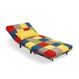 Base dobrada do sofá do único assento tela moderna