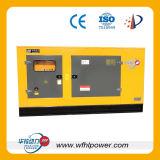 Natur-Gas-Generator-leiser Typ (80kw zu 125kw)