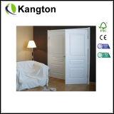 Porta de madeira do projeto americano o mais popular HDF (porta de HDF)