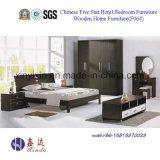 Meubilair van het Hotel van het Meubilair van de Slaapkamer van het Bed van Vietnam het Houten (B706A#)