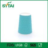 Heiße Getränk-biodegradierbare beste Qualitätsdoppel-wandige Papierkaffeetassen