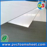 Exportateur de feuille de mousse de PVC de la construction 18mm en Chine (couleur : Blanc pur)