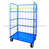 Four Sides Sided Foldable Roll Cage Mesh Jumbo Roll Container
