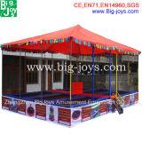 Het Bed van de Trampoline van het vermaak voor Verkoop, het Goedkope Bed van de Trampoline (BJ-BU11)