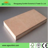 Birch/Poplar Core Construction Plywood/Film Faced Plywood for Concrete (HBP002)
