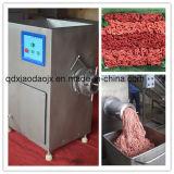 산업 고기 잘게 써는 사람, 언 고기 저미는 기계, 고기 비분쇄기