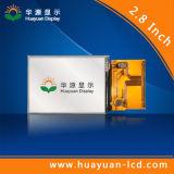 2.8 el panel de visualización del módulo de la pulgada TFT LCD TFT