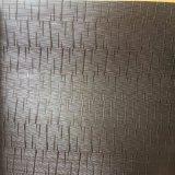 Cuoio operato del PVC di disegno per la mobilia del salone