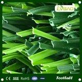 Césped artificial sintetizado de la hierba del fútbol del fabricante de China para el campo Sporting