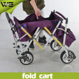 [بورتبل] يطوي تسوق حقيبة منفعة عربة لأنّ عمليّة بيع