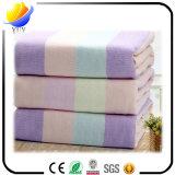 Toalha de mão macia de toalha de face de toalha de banho de toalha de Terry do algodão (jogos 100% de toalha de toalha de banho da cor contínua do algodão)