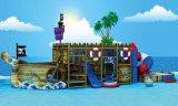 Schip Kq60270A van de Piraat van de Speelplaats van Kaiqi het Binnen Nieuwe