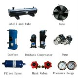 Zentrifugale Maschinen-wassergekühlter Kühler für Verkauf