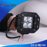 20W LED de luz de conducción de 3 pulgadas Luz de trabajo 4WD