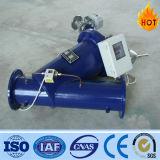 Filtro de agua automático de limpieza de uno mismo de la turbulencia