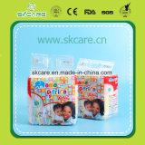 Tecido do bebê do cuidado da SK para o mercado de Ghana
