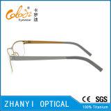 Leichter Voll-Rahmen Titanbrille Eyewear optische Glas-Rahmen (9006)