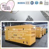 generador diesel abierto silencioso de 100kw 125kVA con Cummins Engine 6BTA5.9-G2