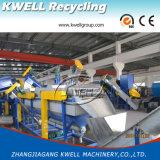 Reciclaje/machacamiento/lavadora de los bolsos de la película del PE de los PP