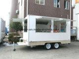 Camion mobile su ordinazione dell'alimento di Yieson