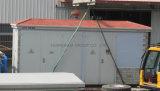 지적인 윤이 난 제목 유형 Prefabricated 변전소