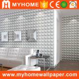 Панель стены 3D нутряной стены панели потолка PVC строительного материала декоративная