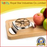 Coupeur de fruit d'acier inoxydable pour la trancheuse de coupeur d'Apple d'utilisation de cuisine