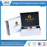 Rectángulo de papel de la cartulina de lujo del diseño para el cigarrillo que empaqueta al por mayor