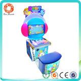 Máquina de jogo de pipoca de crianças com moedas mais novas