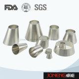 Acero inoxidable de procesamiento de alimentos con costura Reductor de tubería (JN-FT3003)
