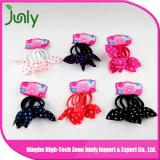 Ornamento del pelo de la manera Hairband elástico diseños más recientes para niños