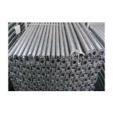 Гроссбух лесов Cuplock конструкционные материал горячего DIP гальванизированные стальной/горизонтально