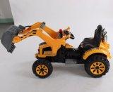 Elektrische Kind-Fahrt auf Spielzeug-Exkavator