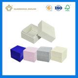 Cadre de parfum de carton estampé par couleur différente avec un cadre de couvercle (laminage de couvre-tapis)