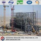 Schwerer Stahlrahmen für hoher Anstieg-Industriegebäude