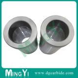 Altos aluminio del estruendo/buje de pulido de la guía del carburo