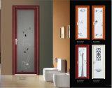Innenbadezimmer-Aluminiumrahmen-Tür