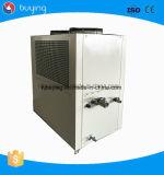 Refrigeratore di acqua raffreddato aria industriale d'ammucchiamento concreto di temperatura insufficiente della Cina della pianta