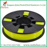 filamento de la impresión del PLA de 1.75m m 3m m, materiales consumibles de la impresora 3D