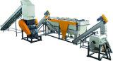 Film de PE de la machine à laver 1000kg/H pp de film d'agriculture réutilisant la ligne machine de réutilisation en plastique