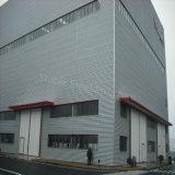マルチ階の鋼鉄オフィスビルの構築